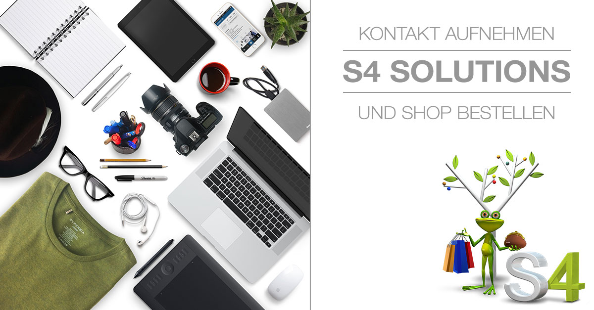 S4-Solutions | Shop Anfrage